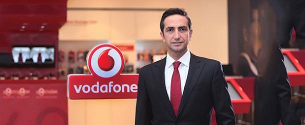 Vodafone Bireysel Engin Aksoy'a emanet