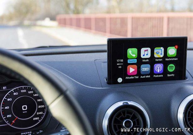 Araç içi multimedya sistemi