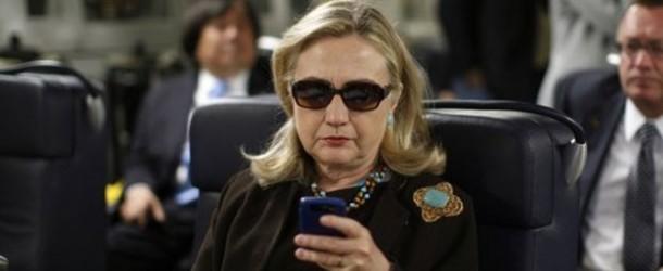 Kişisel e-posta kullanan Clinton'a FBI sorgusu