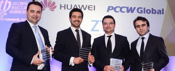 Turkcell'e üç dalda inovasyon ödülü