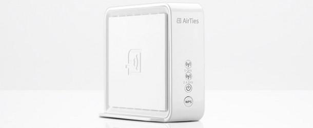 AirTies Air 4920 ile kablosuz bağlantınızın kapsama alanını ve hızını arttırın