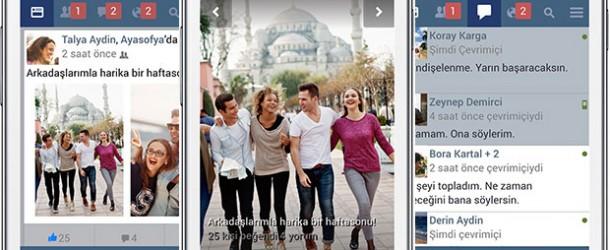 Facebook, video özelliğindeki yenilikleri açıkladı