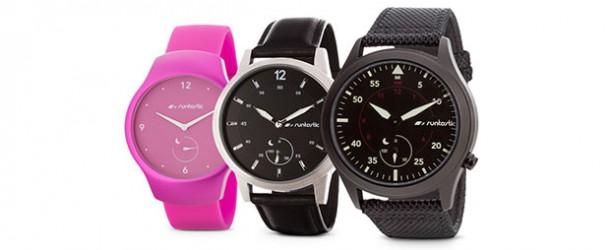 Geleneksel ve teknoloji Runtastic'in yeni saatinde birleşti
