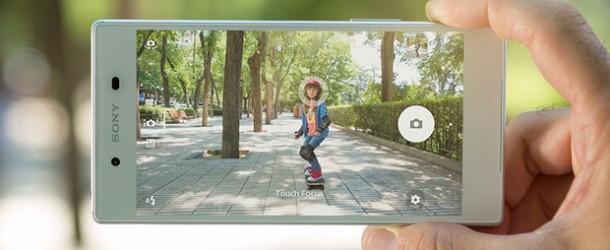 Sony, Xperia Z5, Xperia Z5 Compact ve Xperia Z5 Premium'u tanıttı
