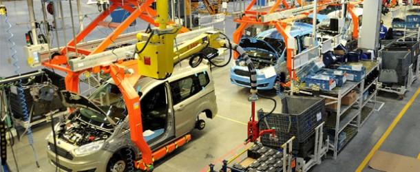 Ford Otosan 2015'te üretim, satış ve ihracatta rekor kırdı