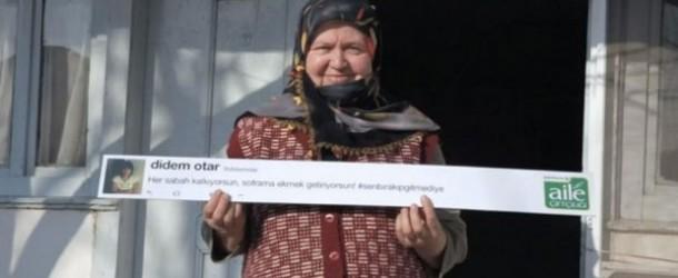 'Tweet köy'e sekizinci ödül Felis'ten