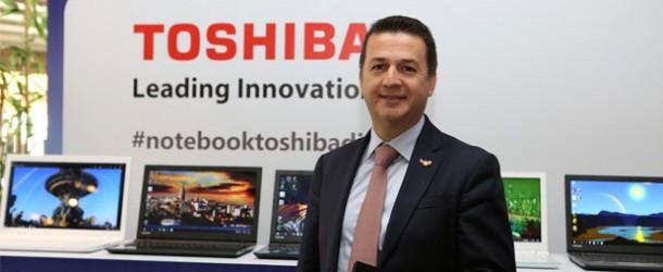 Yeni Toshiba Satellite Radius 12 Türkiye'de