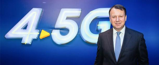 Huawei ile yapılan hız testinde Turkcell 1000 Gbps hıza ulaştı