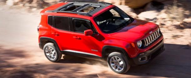 Jeep Renegade'e bir ödül daha