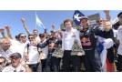Dakar Rallisi'ni 26 yıl sonra Peugeot kazandı