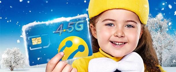 SIM kartını 4.5G'ye geçirene Turkcell'den 4GB internet