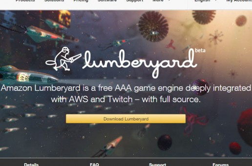 Amazon Web Services'ten 3D Oyun Motoru: Amazon Lumberyard