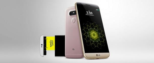 Vodafone, LG G5 için ön sipariş almaya başladı