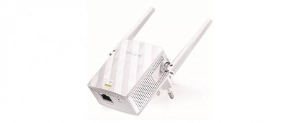 Güçlü ve yaygın bir WiFi ağı için: TL-WA855RE