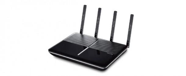 Süper hızlı WiFi'ın yeni adresi TP-LINK AC2600