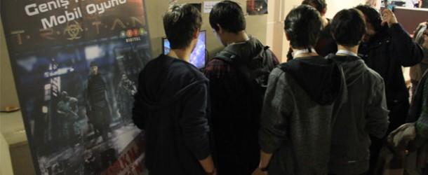 Türk mobil oyunu The Fear GIST 2016'da tanıtıldı