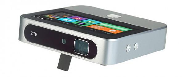 ZTE'nin akıllı projektörü Spro 2 Turkcell'de