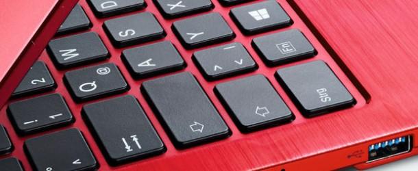 Fujitsu'nun Sevgililer Günü hediyesi önerisi Kırmızı Lifebook U904