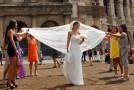 Roma'da evlendiren site: romadaevlen.com