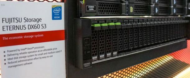 Fujitsu'dan KOBİ'lere ekonomik depolama çözümü