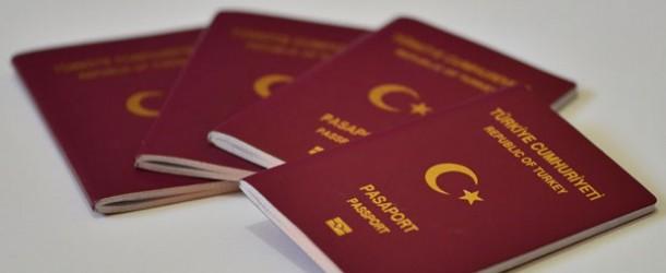 Yüksek güvenlikli pasaportlar geliyor