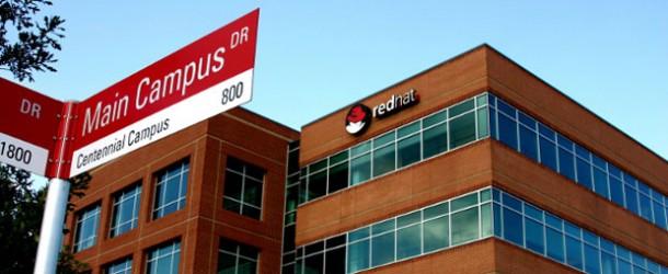 Red Hat'in üçüncü çeyrek geliri 615 milyon dolar