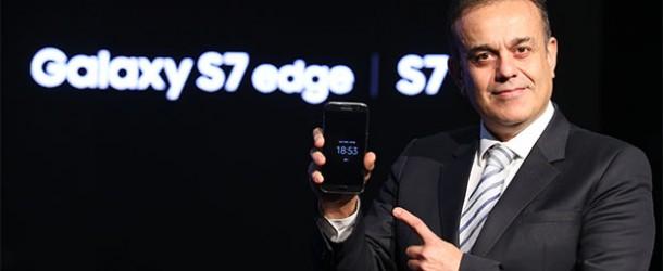 Samsung Galaxy S7 ve Galaxy S7 edge Türkiye'de satışa çıktı