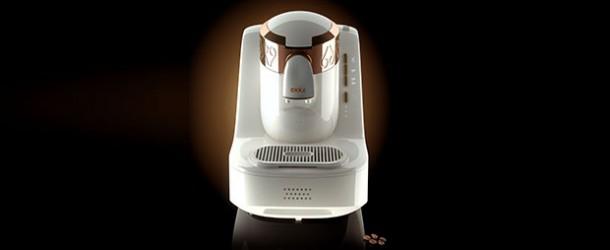 Arzum Türk kahvesi makinesi OKKA'yı internete bağladı