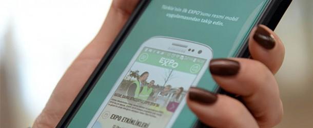 EXPO 2016 Antalya'nın resmi mobil uygulaması yayınlandı