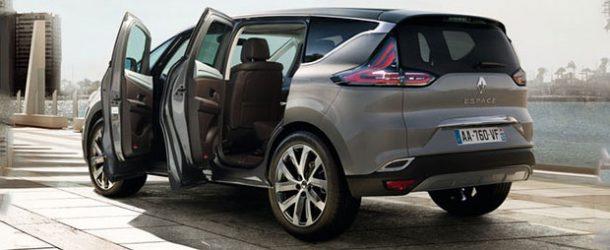 Renault Escape otonom demo aracını tanıttı