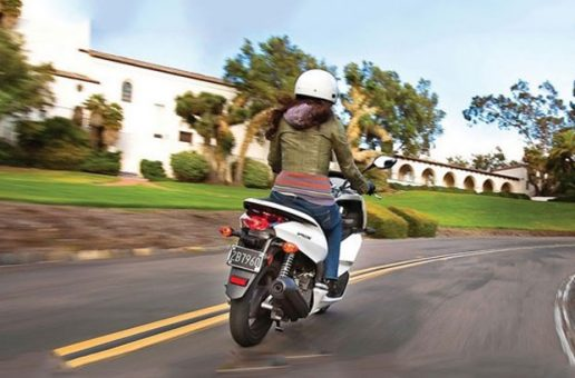 Motosiklette en çok Scooter tercih edildi