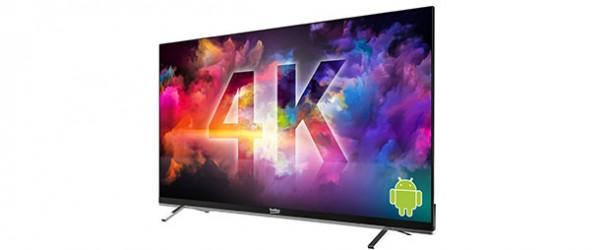 Arçelik, 4K Android Ultraslim TV üretti