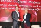 TeknoSA'nın projesi 'Yılın En İyi BT Yönetişim Projesi' seçildi
