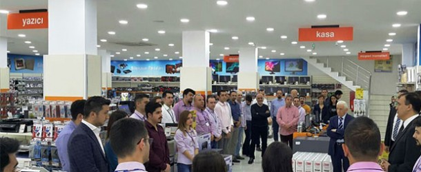 Vatan Bilgisayar, Marmaris mağazasını açtı