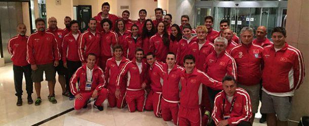 Turkcell'li Milliler Avrupa Şampiyonası'nda