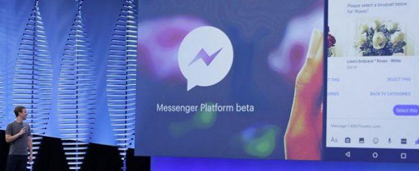 Türkiye'nin ilk Facebook Messenger botu Popeyes'tan