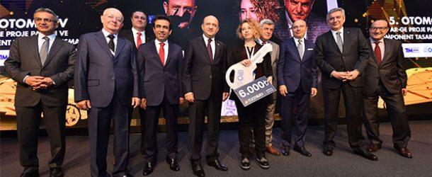 'Türk otomobili yürüyen bir bilgisayar olacak'