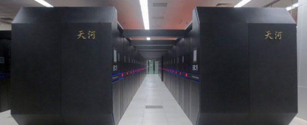 Süper bilgisayar liginde Çin ilk sıraya oturdu