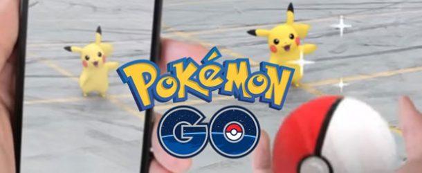 Twitter'da Pokémon Go çılgınlığı