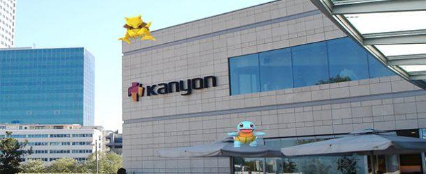 Türkiye'nin ilk Pokémon Av Partisi Kanyon'da