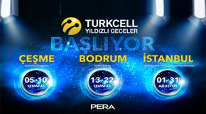 Turkcell Yıldızlı Geceler başladı