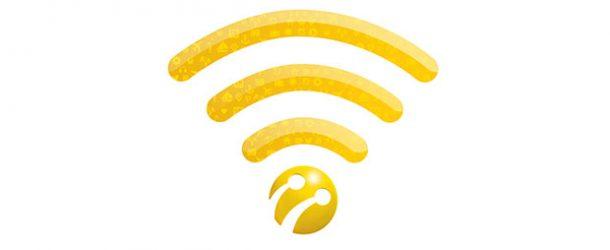 Turkcell'den meydanlarda fiber hızında ücretsiz WiFi