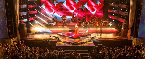 Turkcell Yıldızlı Geceler'i 1 milyondan fazla kişi izledi