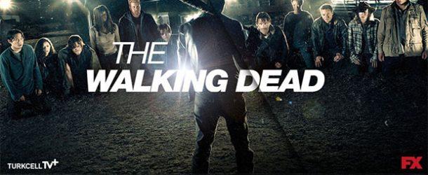 The Walking Dead ilk kez Turkcell TV+'ta