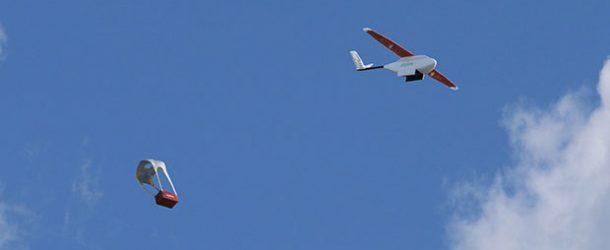 'Drone'la kan dağıtım seferberliği