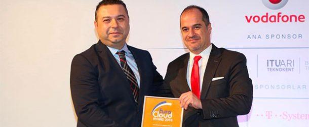 Bulutistan'a Yılın Startup Servis Sağlayıcısı ödülü
