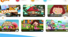TRT Çocuk oyunları rekora koşuyor