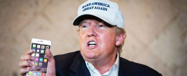 """iPhone'lara """"Trump zammı"""" gündemde"""