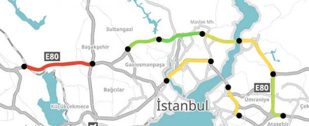 Yandex'e göre YSS Köprüsü yoğunluğu azalttı