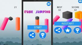 Türk geliştiriciden oyun: Cube Jumping